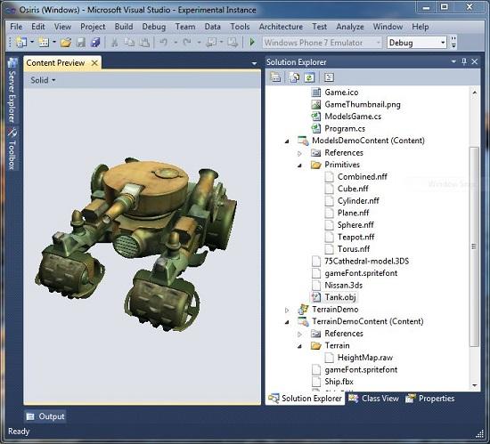 XBuilder Screenshot 3