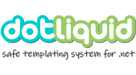 DotLiquid screenshot 1