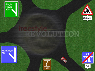 Freestyle Revolution Screenshot